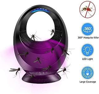 Lesgos Bug Zapper, USB Power photocatalyst Mosquito Asesino de la lámpara, Seguro químico-
