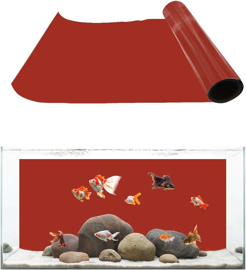 TH XHome Aquarium Background Max 85% OFF Fish Reptile Gallon Backgroun Brand new Tank