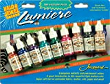 Jacquard Lumiere Exciter - Juego de Pinturas, 9 Unidades, 14,2 ml