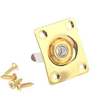 GOLD METAL PICKGUARD MOUNTING BRACKET FOR GIBSON EPIPHONE LES PAUL GUITAR *NEW*