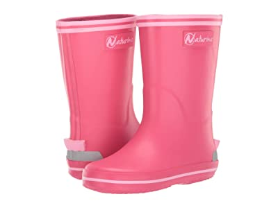 Naturino Rain Boots AW19 (Toddler/Little Kid) (Fuchsia) Girl