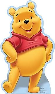 Advanced Graphics Winnie the Pooh Life Size Cardboard Cutout Standup - Disney's Winnie the Pooh