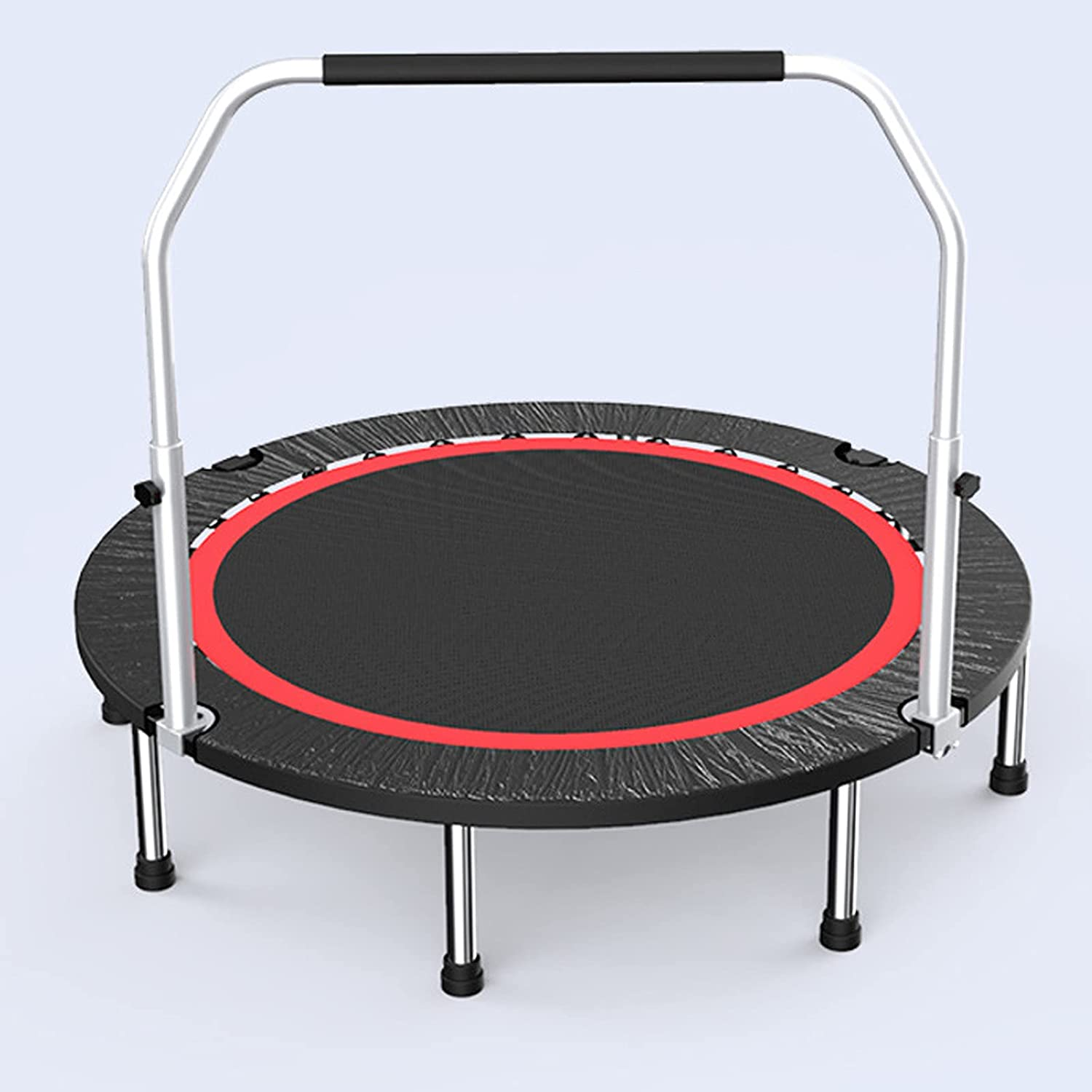 Foldable Fitness Trampolines Rebound Recreational Tram Import Max 86% OFF Exercise
