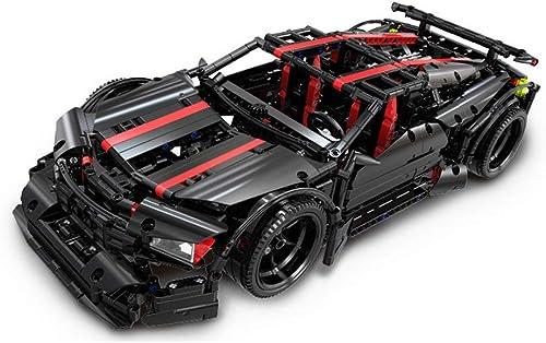AX- model Modèle de Voiture de Sport Puzzle 3D assemblant Haute difficulté   1814pcs 44  20  12 cm