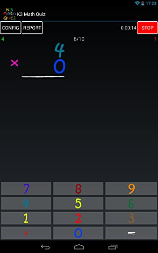 『K3 Math Quiz』の2枚目の画像