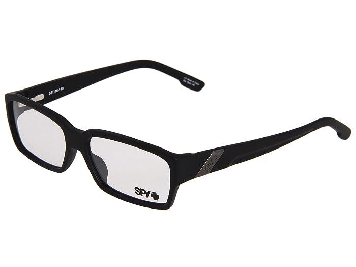 Spy Optic Zander (Matte Black) Sport Sunglasses