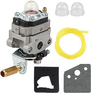 16100-ZM5-803 Carburetor with Air Filter Repower Kit for Honda GX31 GX22 FG100 Little Wonder Mantis Tiller