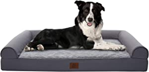ETERISH ORTHOPEDIC DOG BED FOR MEDIUM