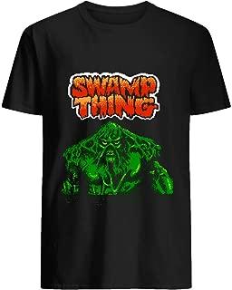 Swamp Thing - Nes - Title Screen Nsync T shirt Hoodie for Men Women Unisex