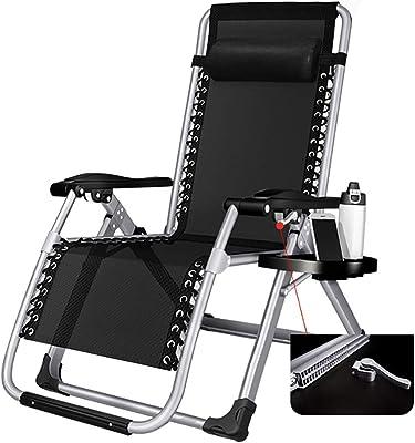 Amazon.com: Silla reclinable plegable de ocio para deportes ...