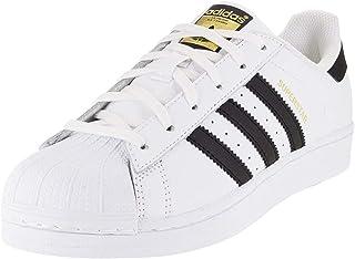 adidas Originals Womens Superstar Sneaker (Cloud White/CORE Black/Cloud White, Numeric_6)