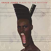 "Slave To The Rhythm - Grace Jones 7"" 45"