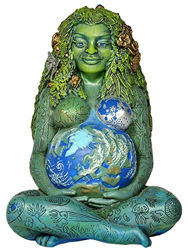 Millennial Gaia Statue - Mother Earth