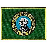 Washington State Flag...image