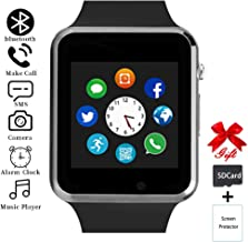 Smart Watch,Unlocked Smartwatch Compatible with Bluetooth/Android/iOS (Partial Functions)..