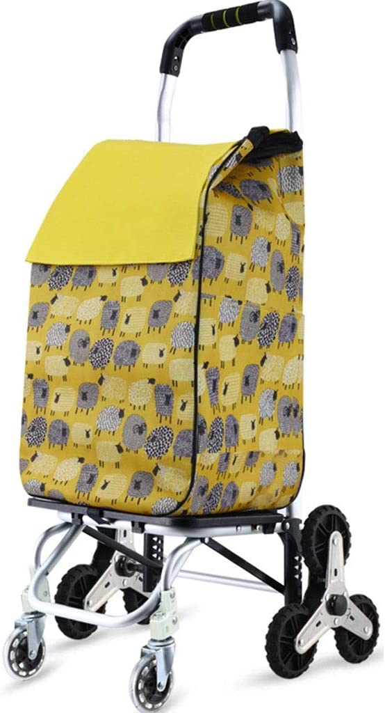 ECHOV Trolley Bags Grocery Portable Max 45% OFF CartGo Shopping Coll