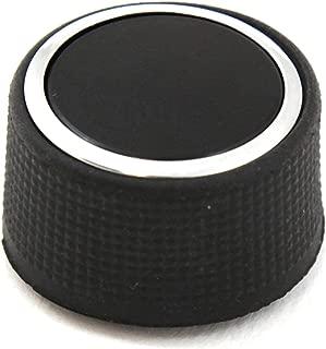 Rear Radio Volume Control Knob for 2007-2013 Compatible with Chevy Chevrolet Silverado GMC Sierra Yukon Cadillac Escalade Dial Tuner