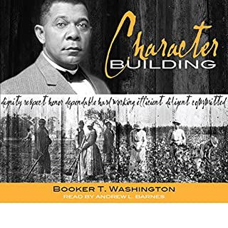 Character Building audiobook cover art