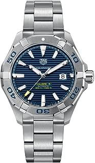 Aquaracer Automatic Blue Dial Mens Watch WAY2012.BA0927
