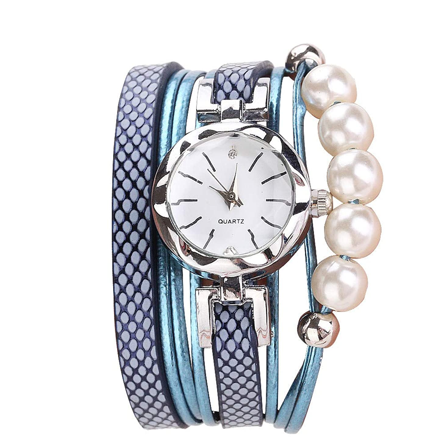 Fudule Women Watches, Bracelet Watches for Women Vintage Wristwatches Round Dial Case Dress Watch for Girls on Sale