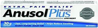 ANUSOL Plus Hemorrhoidal Ointment Treatment 30 g Tube