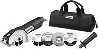 Dremel US40-01 Ultra-Saw Tool Kit with 4 Accessories and 1 Attachment