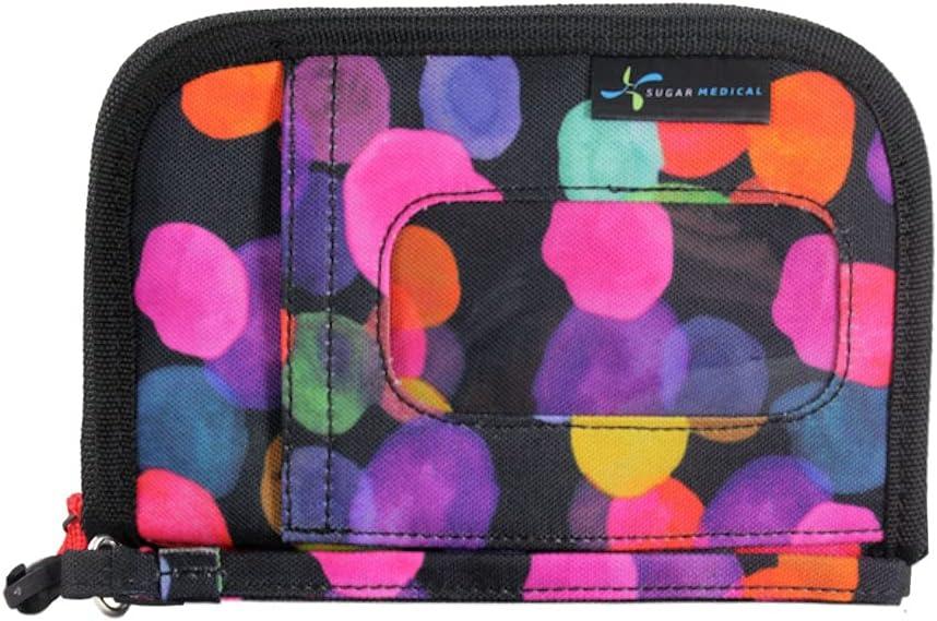 Detroit Mall Sugar Medical Freestyle Libre Bag Supply Case. Diabetes 35% OFF