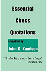 Essential Chess Quotations Paperback