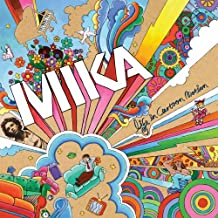 Best mika life in cartoon motion cd Reviews