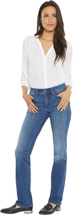 Marilyn Straight Jeans in Hera