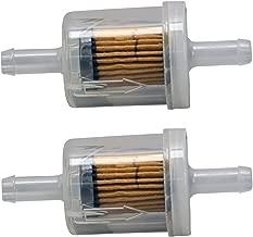 Briggs & Stratton Genuine OEM 691035 40 Micron Fuel Filter (2 Pack)