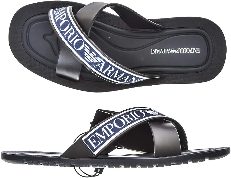 Emporio Armani Men's Fashion Sandals