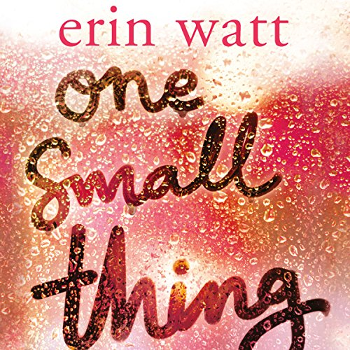 One Small Thing cover art