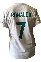 JUVENTUS Maglia 7 Ronaldo Gara Third Bambino Junior 2019//20-100/% Originale Patch Scudetto Inclusa