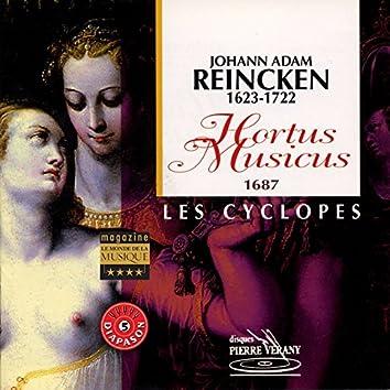 Reincken : Hortus Musicus 1687