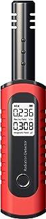 آزمایشگاههای کمبریج EMF قابل شارژ EMF - آشکارساز تابش ، تستر الکترومغناطیسی ، شمارنده هوشمند ، خواننده عالی برای خانه ، دفتر یا شکار روح ، سنسور دیجیتال دستی (قرمز)