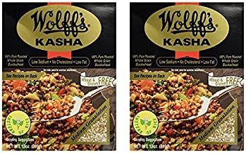 Wolffs Kasha Medium 13 ounce (Pack of 2)