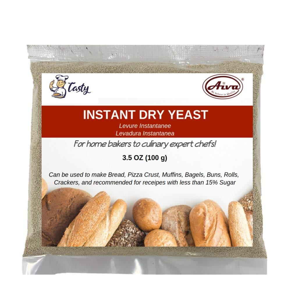 AIVA Instant Dry Yeast Excellent for Factory outlet Yea Fast Making Bread Acting