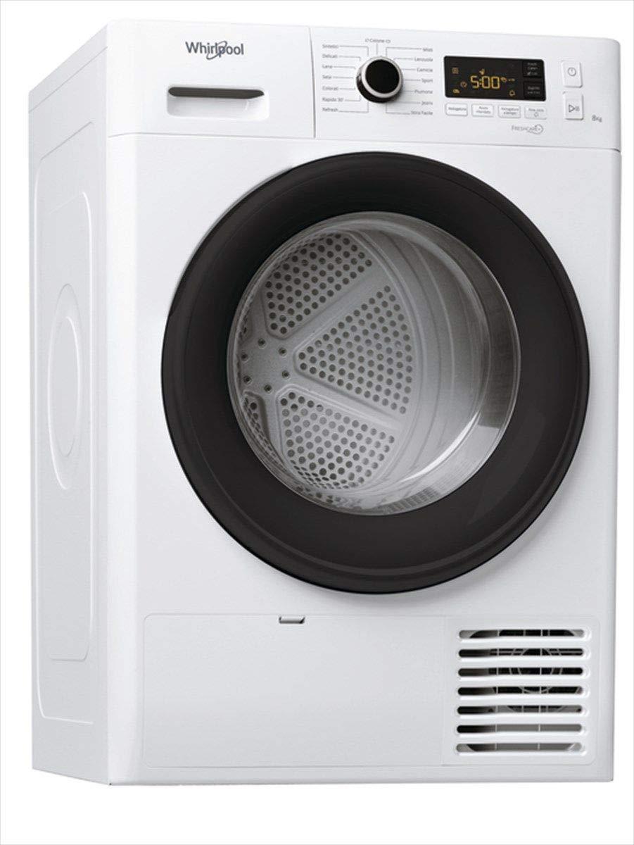 Whirlpool FT M11 8X3B IT - Secadora de condensación (8 kg, clase A ...