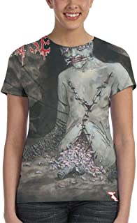 Cannibal Corpse Vile Women Leisure Round Neck Short Sleeve T-Shirt