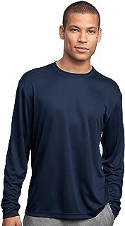 Competitor Performance Long-Sleeve T-Shirt. ST350LS - L - True Navy
