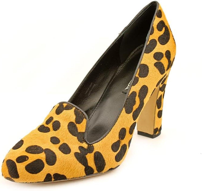 Via Spiga V-Lorena, Damen Pumps Mehrfarbig Leopard    73a79b