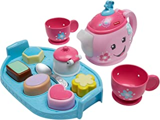 Fisher-Price Laugh & Learn Sweet Manners - Juego de té