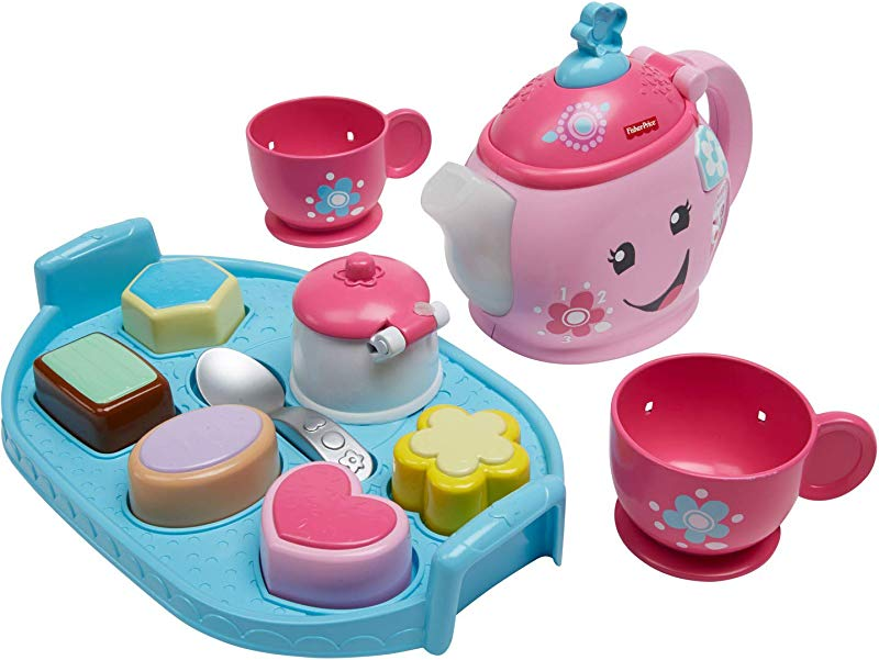 Fisher Price Laugh Learn Sweet Manners Tea Set