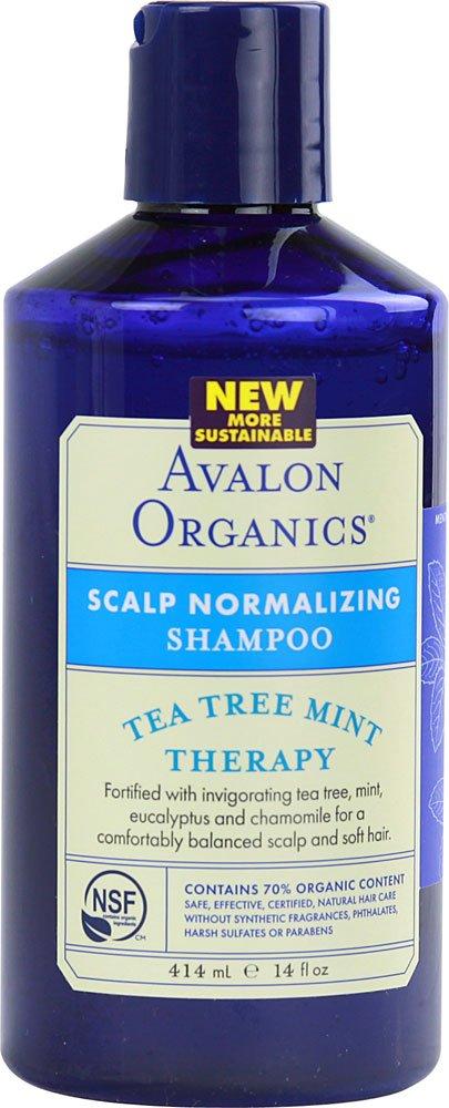 Avalon Organics Scalp Normalizing Conditioner Ounce ギフ_包装 14 注目ブランド of Pack