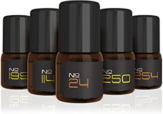 5 Original Nitro Musk Creations of Creed Cologne for Men, Creed Aventus, Green Irish Tweed, Silver Mountain Water, Spice &...