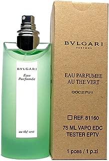 Au The Vert By: Bvlgari 2.5 oz EDC, UnisexPlain Box)