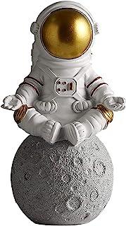 Statues d'astronaute et de planète, 25 x 15 cm, figurine ornementale pour la maison, les loisirs créatifs, accessoires de ...