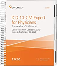 2020 ICD-10-CM Expert for Physicians Early Edition (Spiral)
