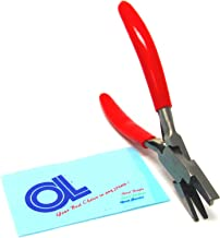 Hand Held Coil Crimpers Pliers for Spiral Binding Spines